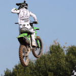 COURTNEY DUNCAN TAKES VICTORY ON THE 2021 KX250 KAWASAKI