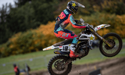 THOMAS KJER OLSEN CLAIMS FOURTH OVERALL AT MXGP ROUND 15