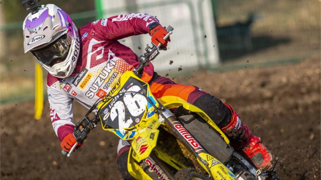 SUZUKI MOVES UP IN AMA MX POINTS AT THUNDER VALLEY