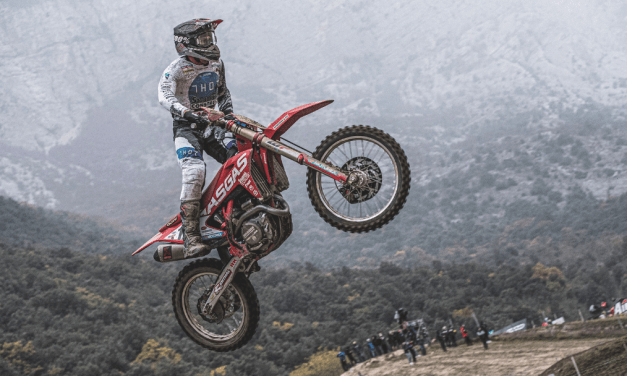 MONTICELLI BATTLES TO 10TH AT PENULTIMATE MXGP OF 2020