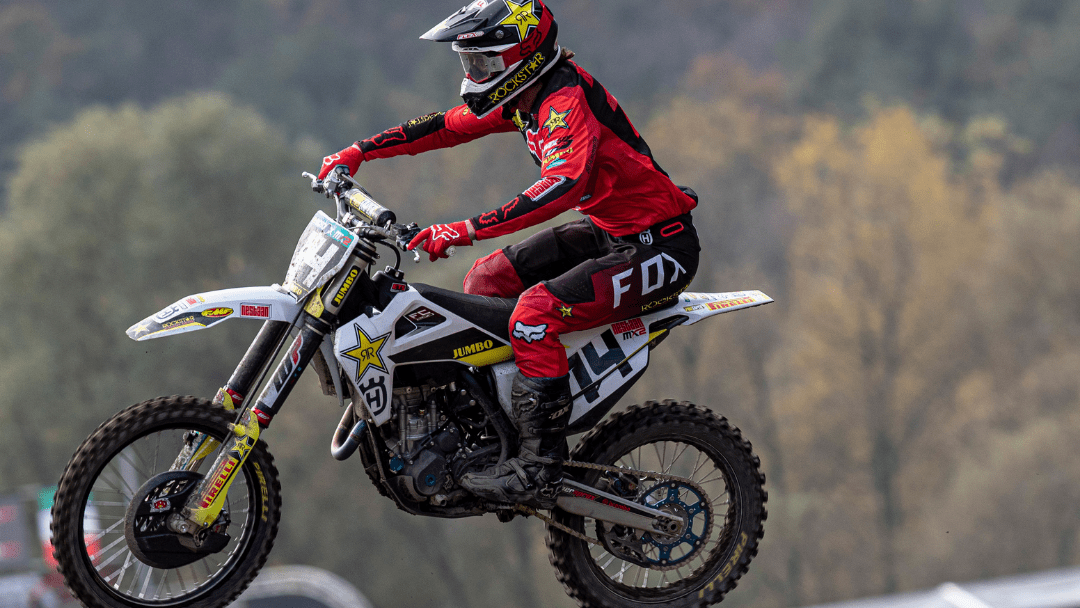 JED BEATON FINISHES THIRD OVERALL AT MXGP OF PIETRAMURATA