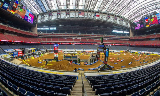 SUZUKI OPENS 2021 SUPERCROSS SEASON IN HOUSTON