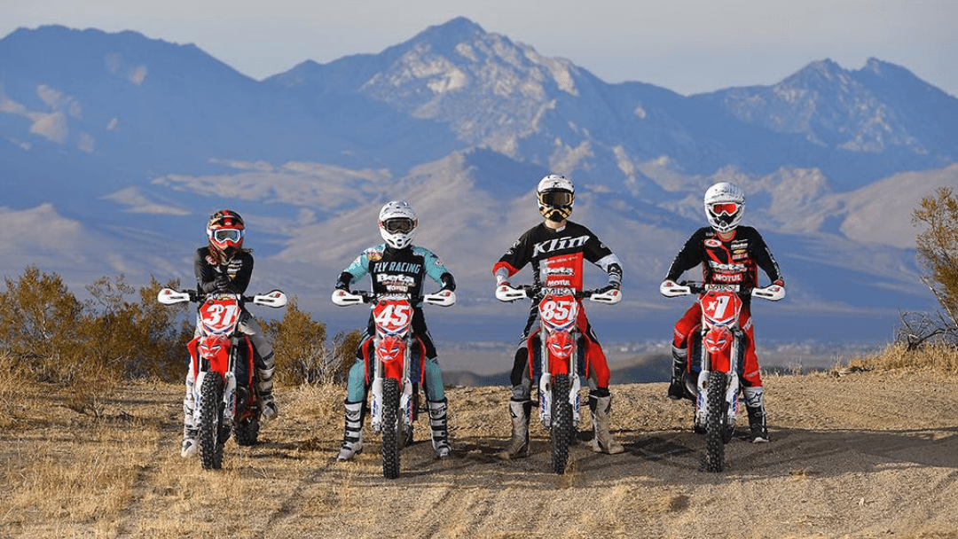 Introducing the 2021 the West Coast Beta Factory Race Team