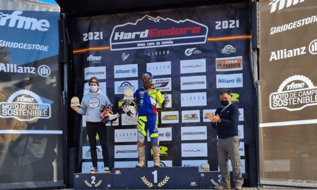 VICTORY FOR MARIO ROMAN WHO DOMINATED THE FIRST HARD ENDURO RACE OF THE 2021 SEASON
