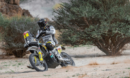 SEVENTH OVERALL FOR PABLO QUINTANILLA AT 2021 DAKAR RALLY