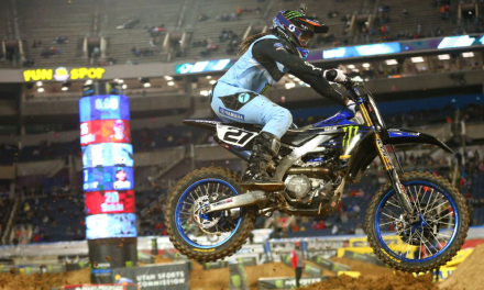 Stewart and Plessinger Leave Orlando with Another Top-10 Finish