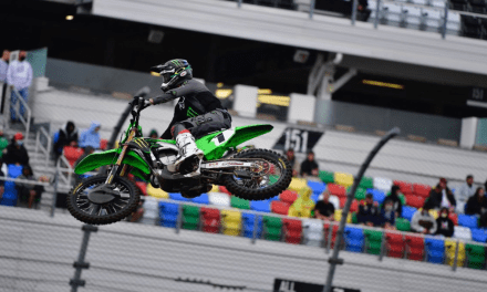 Third Consecutive Daytona Sweep for Monster Energy® Kawasaki