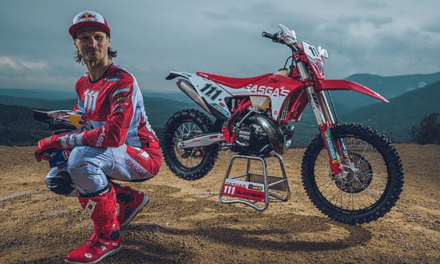 TADDY BLAZUSIAK FIRED UP FOR EXTREME XL LAGARES