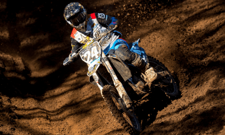 RJ HAMPSHIRE CLAIMS SECOND OVERALL AT ROUND 7 OF AMA PRO MOTOCROSS CHAMPIONSHIP