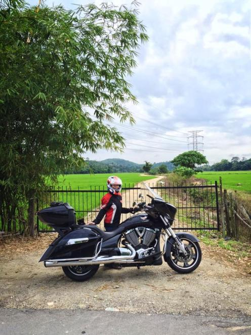 Weekend ride to Kuala Pilah
