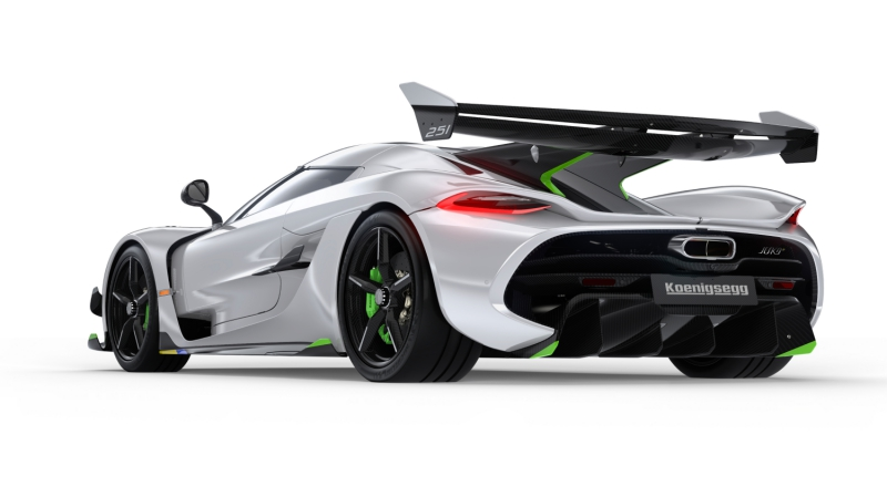 Why Koenigsegg Jesko's 9-speed LST gearbox is a big deal