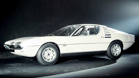 Alfa Romeo Montreal Expo 67 Prototype
