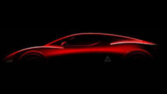 Alfa Romeo hybrid 8C teaser image