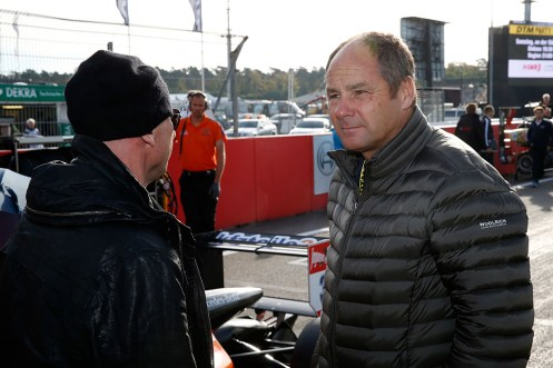 Berger spent three seasons as FIA Single-Seater Commission President. © FIA F3 Media Services.