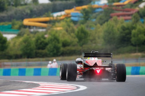 FIA Formula 3 European Championship 2017, round 4, Hungaroring (HUN)