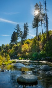 South Fork of the American River (hwy 50)