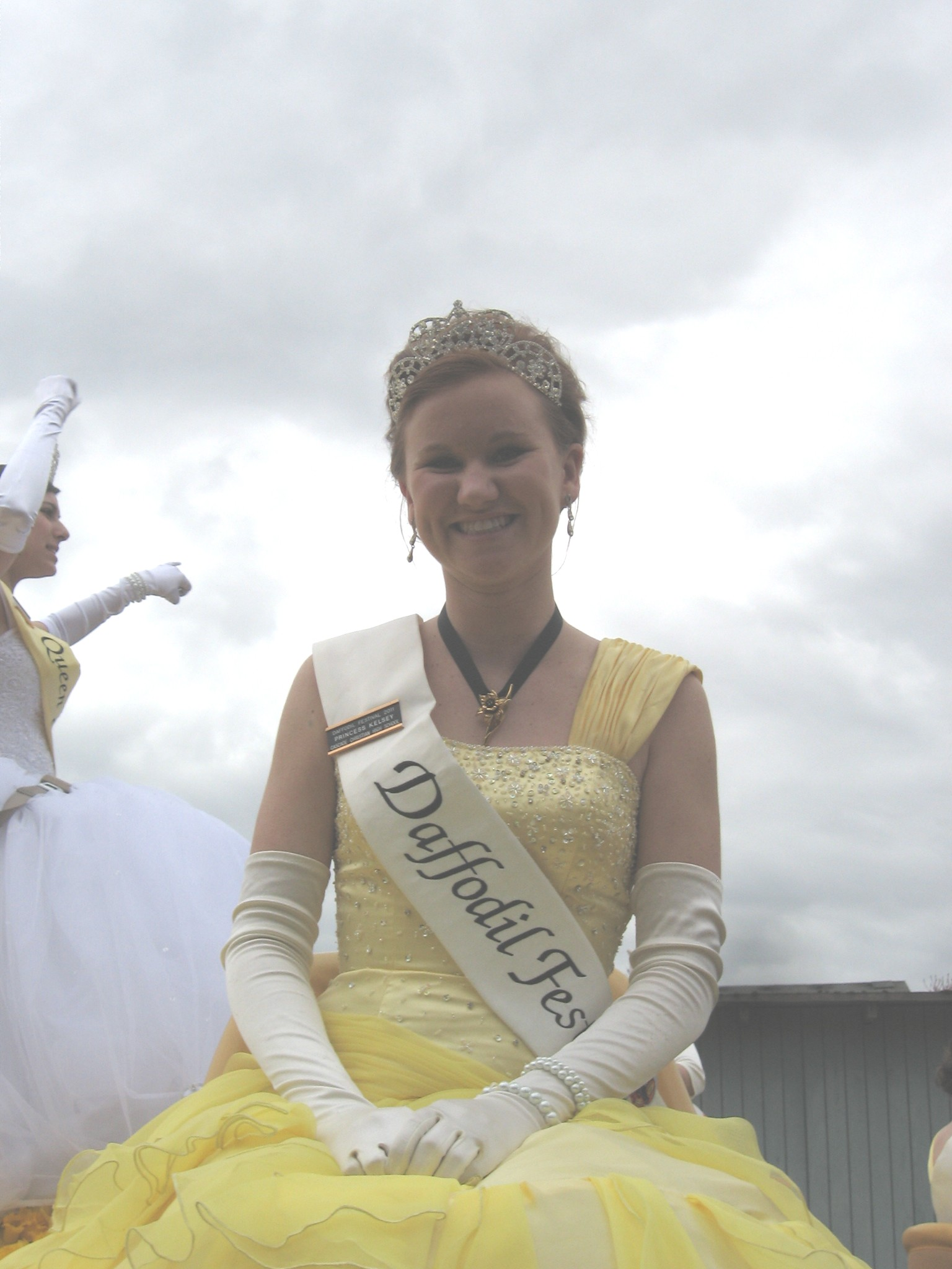 Daffodil Parade In Orting Delights Thousands The