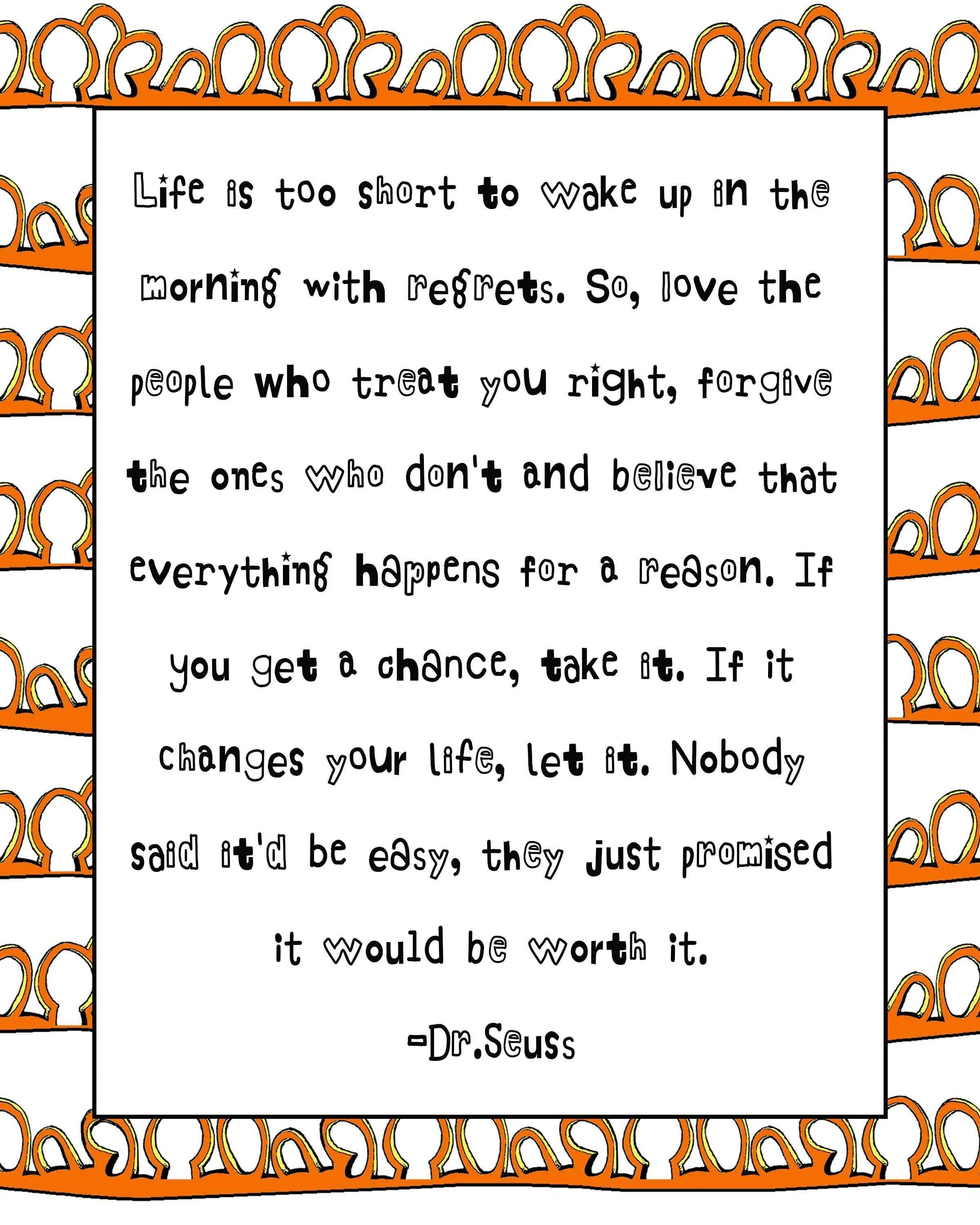 21 Incredible Dr Seuss Quotes