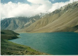Chandrataal Lake in Lahaul & Spiti district of Himachal Pradesh; Photo: Abhishek Kaushal