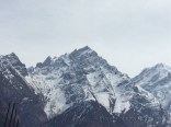 The Kinner Kailash upfront and personal: view from Kalpa; Photo: sanjay mukherjee