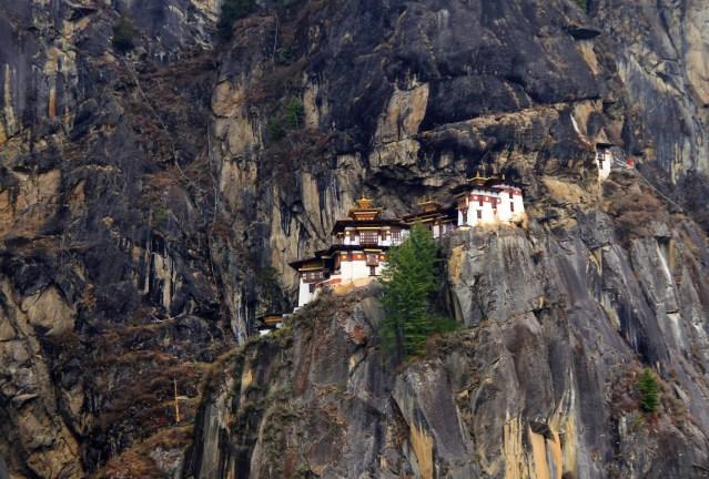 Tiger Nest Monastery 02