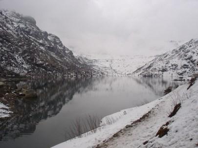 Tsomgo Lake located near Gangtok, Sikkim, India; Photo: Abhishek Kaushal
