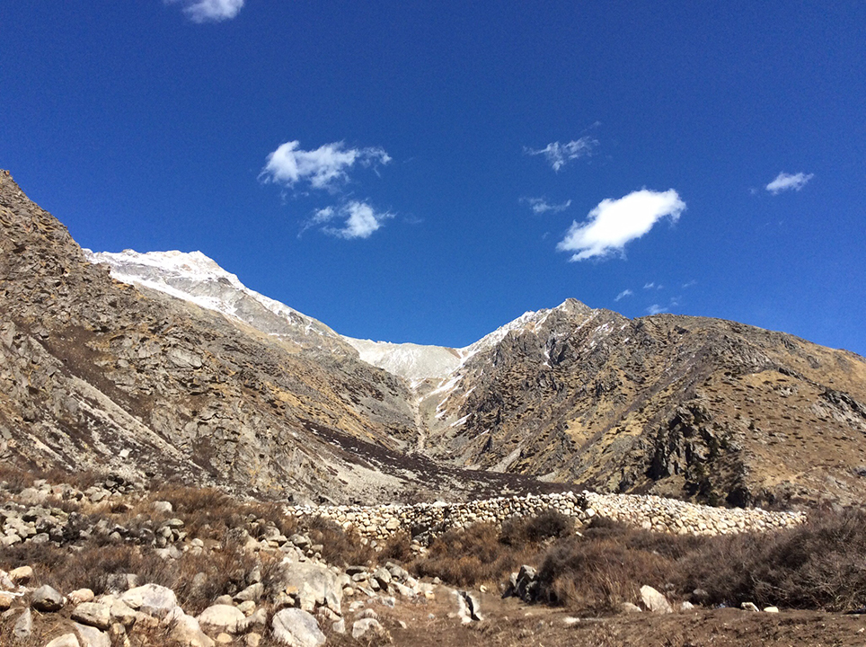 Postcard from Chitkul. Photo: sanjay mukherjee