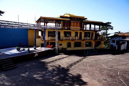 The TIPA Complex in McLeodganj; Photo: Milind Date