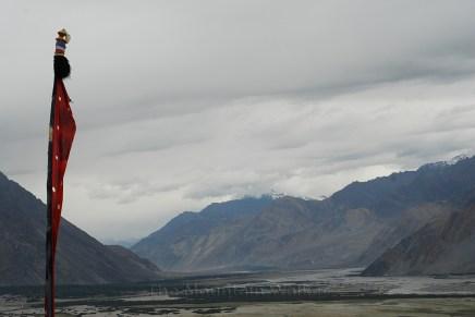 Nubra valley in Ladakh separates the Ladakh and Karakoram mountain ranges; Photo: Abhishek Kaushal
