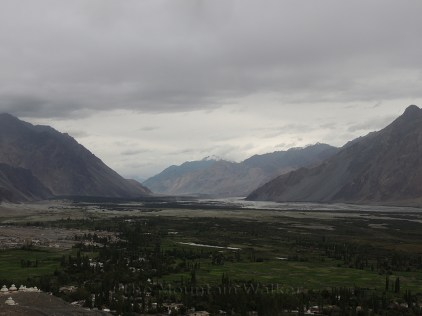 Nubra valley can be reached by crossing over Khardungla Pass from Leh; Photo: Abhishek Kaushal