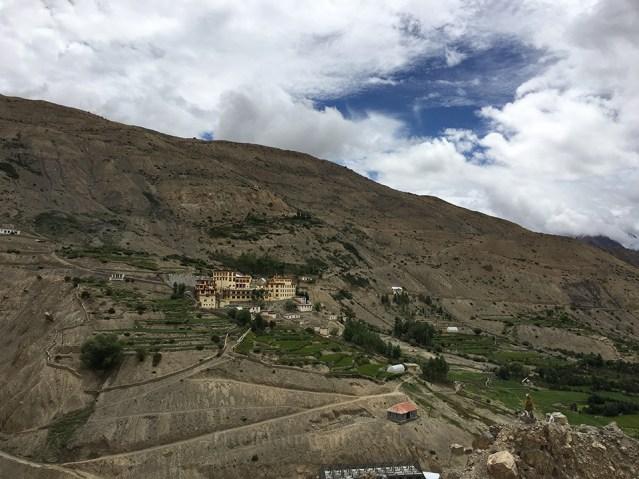 Dhankhar Monastery 03