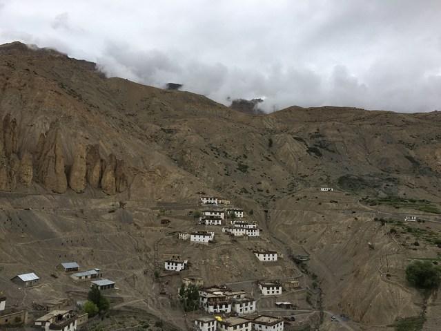 Dhankhar Monastery 08