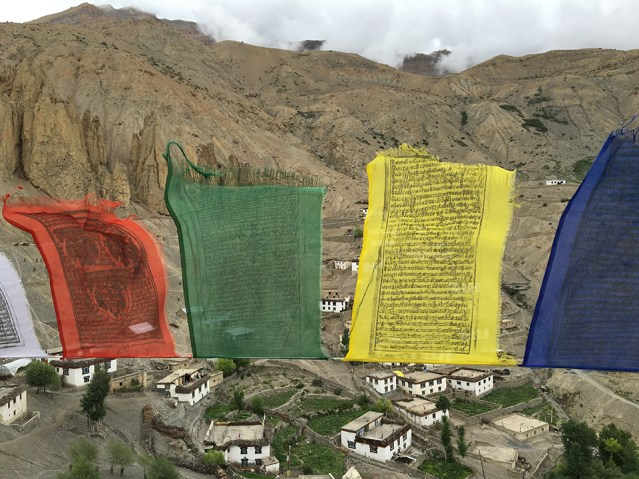 Dhankhar Monastery 09