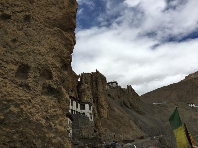 Dhankhar Monastery 10