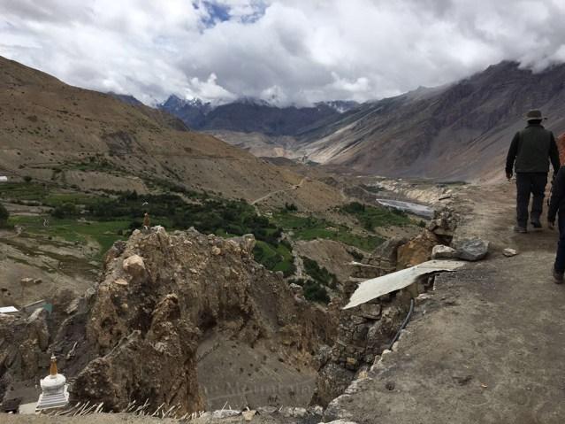 Dhankhar Monastery 12