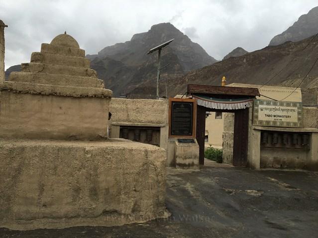 Tabo Monastery 01