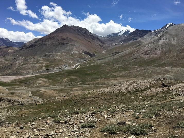 Ridge above Kunzum Pass 03