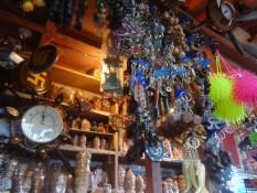 A shop in Lakkar Bazar; Photo: Sanjay Mukherjee