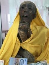 The Mummy at Giue; Photo: Sanjay Mukherjee