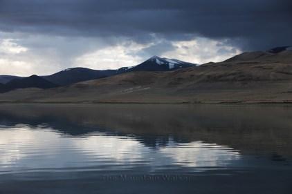 Tsokar Lake; Photo: Suresh Narayanan