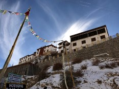 Observing the elements at play at Ki Monastery; Photo: Abhinav Kaushal