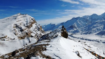 The views don't stop getting mesmerising; Photo: Abhishek Kaushal