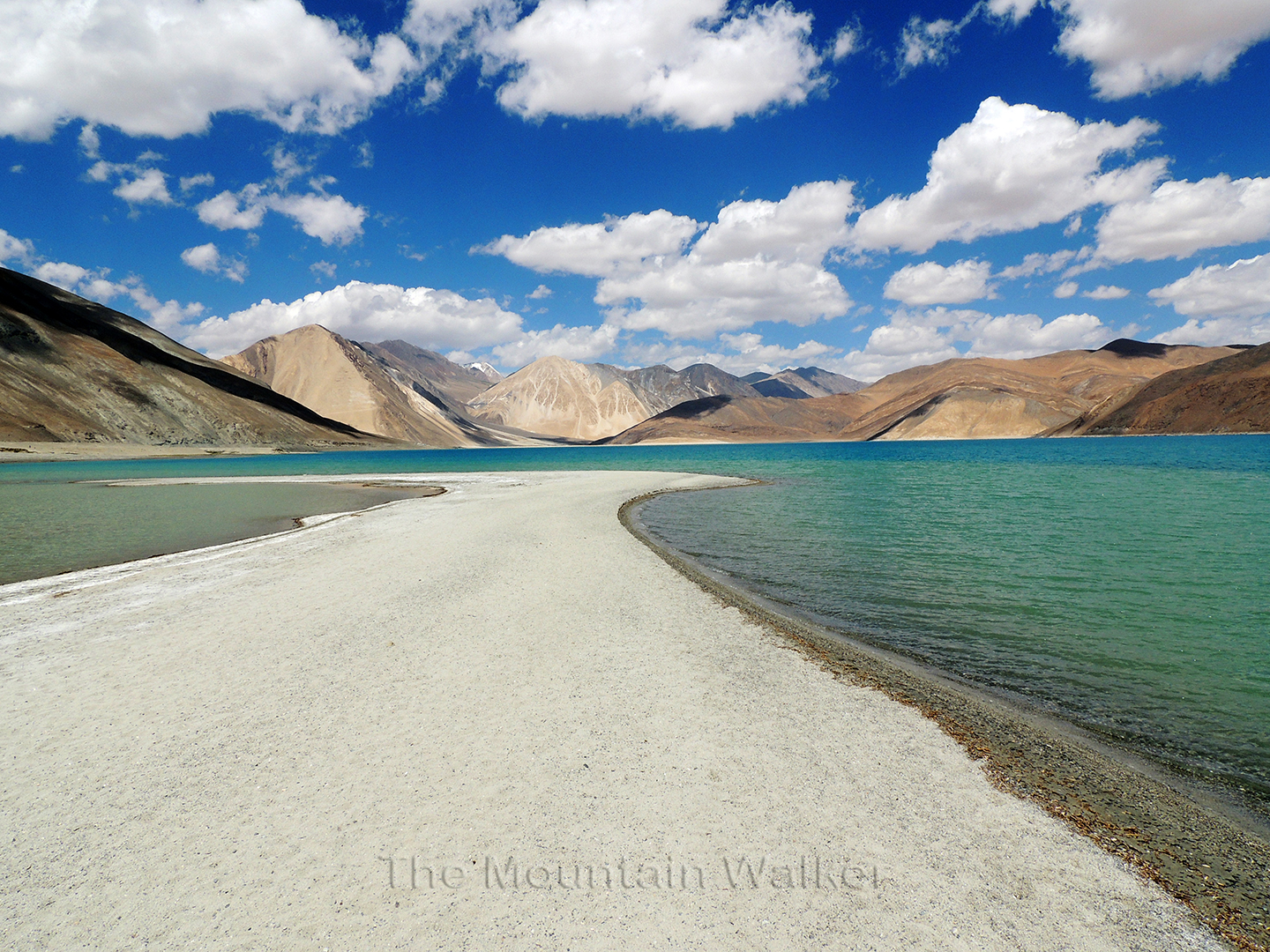 Pangong Tso; Photo: Abhishek Kaushal