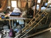 A glimpse of the interiors of The Bamboo Loft at Geeli Mitti, Mahrora; Photo: Abhinav Kaushal