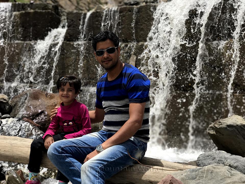 At Pin Valley; Photo: Ravindra Nath Tiwari