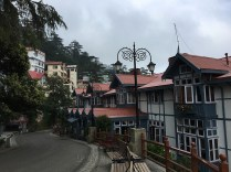 The Clarkes Hotel is an iconic building part of the heritage of Shimla; Photo: sanjay mukherjee