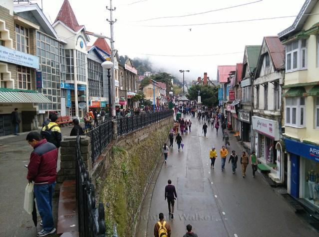 Walking Shimla 04