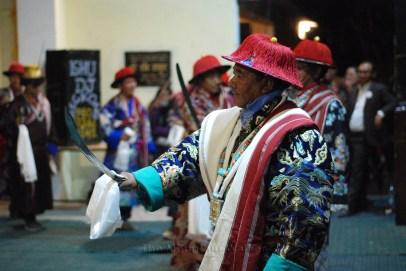 Folk dance during Spiti Festival 2017; Photo: Abhinav Kaushal