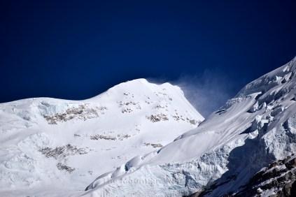 Kabru North Peak, West Sikkim; Photo: Rahul Chauhan