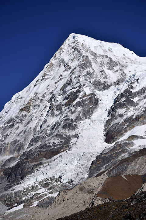 Rathong Peak, West Sikkim; Photo: Rahul Chauhan